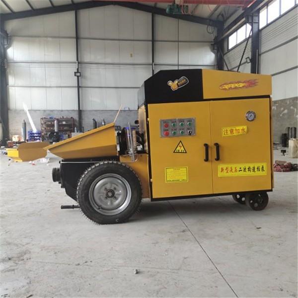 柴油混凝土泵输送泵